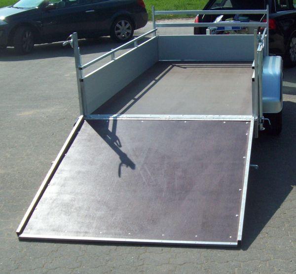 anhaenger wohnwagen b rstner 500 tk. Black Bedroom Furniture Sets. Home Design Ideas